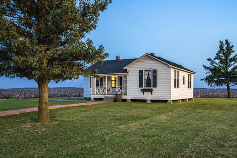 A Restoration of the Boyhood Home of Johnny Cash