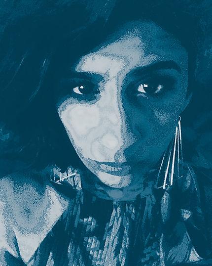 The artist behind MohanMisAbstr