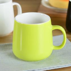 廣告杯 -C122 顏色陶瓷杯(綠色)