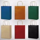 紙袋,紙袋訂造,多色牛皮紙P106