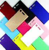 電話殼, 電話手機殼, 電話殼訂造 -SONY Xperia XZ1磨砂手機殼03