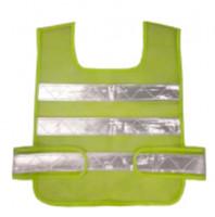 工程制服,反光衣,反光衣背心-yellow