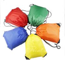 防水袋, 防水背囊, 防水袋背包 -抽繩束口防水袋01