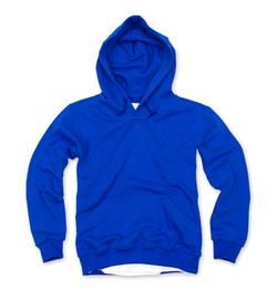 套頭衛衣,360g 毛圈套頭衛衣_藍色