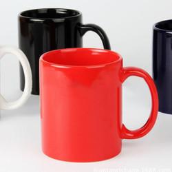 廣告杯訂造 -顏色陶瓷杯