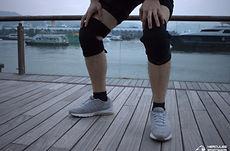 熱昇華籃球衫,hercules knee guard