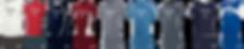 Hercules-訂制排球衫,熱昇華排球衫,排球衫套裝款式