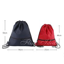 防水袋, 防水背囊, 防水袋背包 -抽繩雙肩束口防水袋01