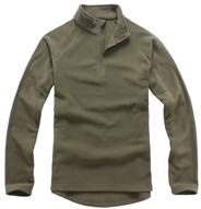 拉鏈衛衣,立領拉鏈衛衣_軍綠色