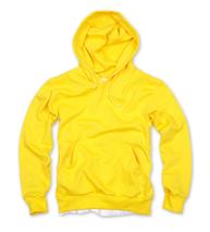套頭衛衣,套頭衛衣(毛圈)_黃色