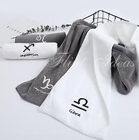 運動毛巾, 運動毛巾訂製 -12星座運動毛巾01