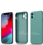 電話殼, 電話手機殼, 電話殼訂造 -iPhone 直邊液態手機殼01