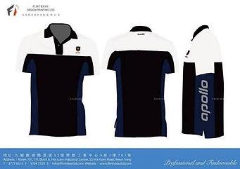 制服設計_polo shirt
