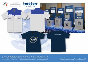 制服設計,工程制服設計_Brother