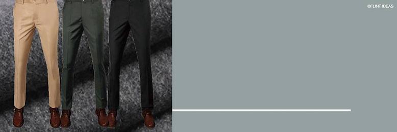 西褲訂造,西褲 - banner