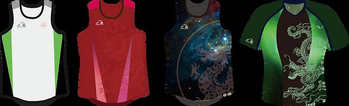 Hercules-龍舟衫,龍舟背心,熱昇華龍舟衫,龍舟衫套裝款式