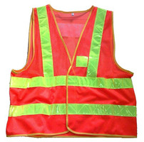 工程制服,反光衣,反光衣背心-bright