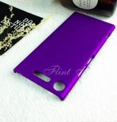 電話殼, 電話手機殼, 電話殼訂造 -SONY Xperia XZ1磨砂手機殼01