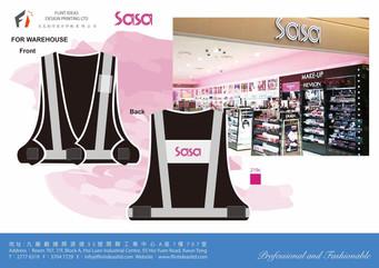 制服設計,反光衣設計_SASA