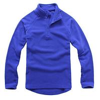 拉鏈衛衣,立領拉鏈衛衣_藍色