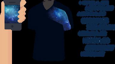 Hercules-手球衫,熱昇華手球衫