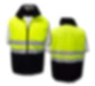 工程制服,反光衣,反光衣風褸,反光帶