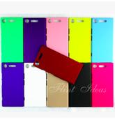電話殼, 電話手機殼, 電話殼訂造 -SONY Xperia XZ1磨砂手機殼02