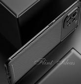電話殼, 電話手機殼, 電話殼訂造 -小米碳纖維紋理手機殼03