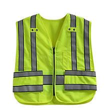 工程制服,反光衣,反光衣背心-silver