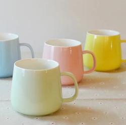 C122 顏色陶瓷杯