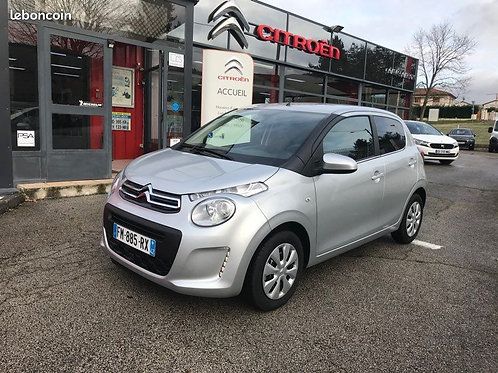 CITROËN C1 VTi 72 FEEL 0 KMS