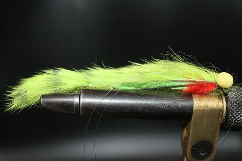 Green Joey Barred Booby Snake