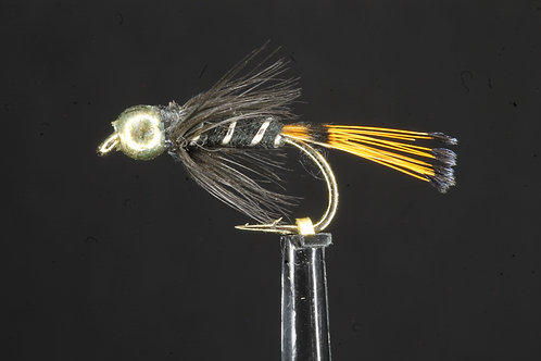 Goldhead Black Pennell