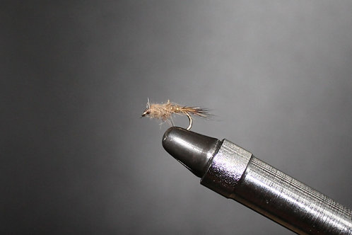 Weighted Hares Ear Nymph Fly