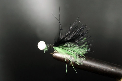 Green And Black Booby Cats Whiskers
