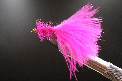 Goldhead Pink Woolly Bugger