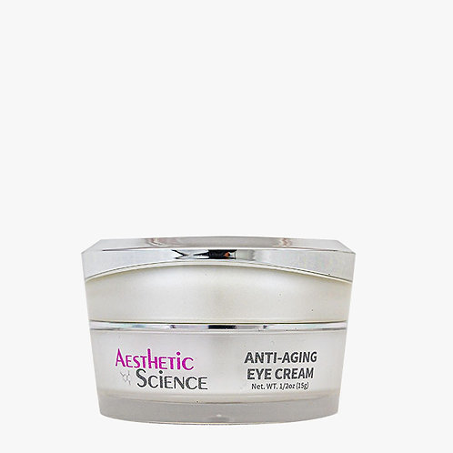 Anti-Aging Eye Cream with Cucumber