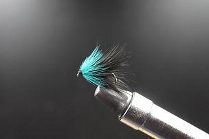 Black Blue Loch Ordie Wet Fly