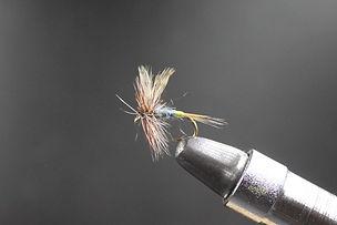 Adams Female Dry Fly