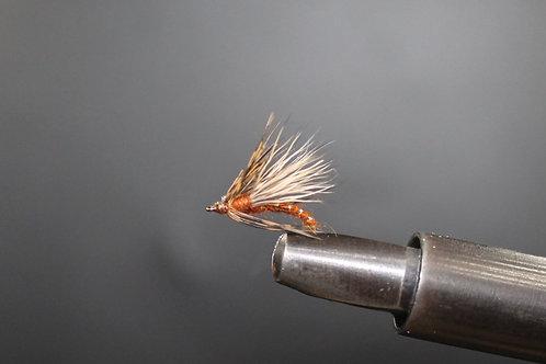 October Skating Caddis - Brown