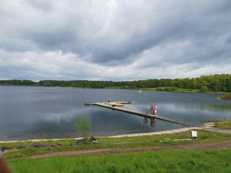 Trying out Foremark Reservoir After a 10 Year Break