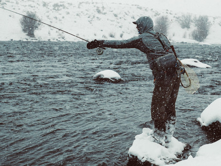 Tips for Winter Trout Fishing