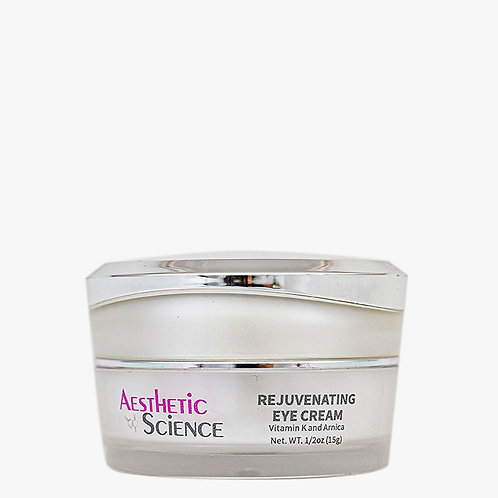 Rejuvenating Eye Cream-Vitamin K and Arnica