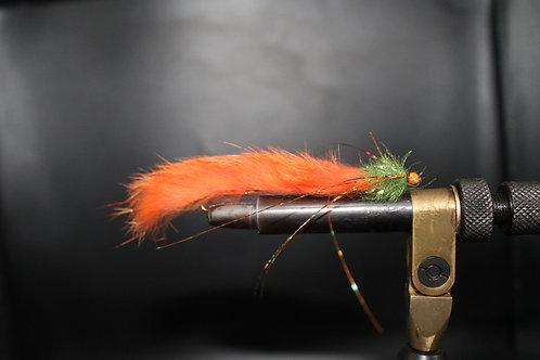 Orange Ally McCoist Snake