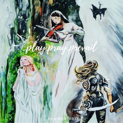 PLAY.PRAY.PREVAIL - Aug 30th - Sep 1st 2018 at Forest Home Camp in California