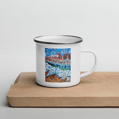 Yahweh Shammah Mug