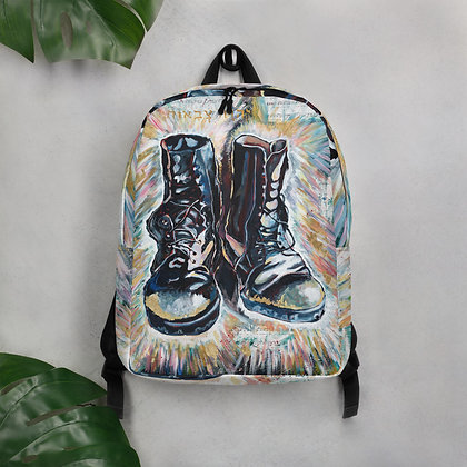 Yahweh Tsebaoth Backpack