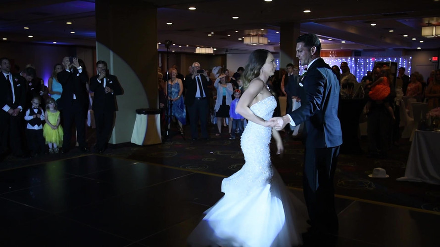 Wedding Dance Lessons in Green Bay