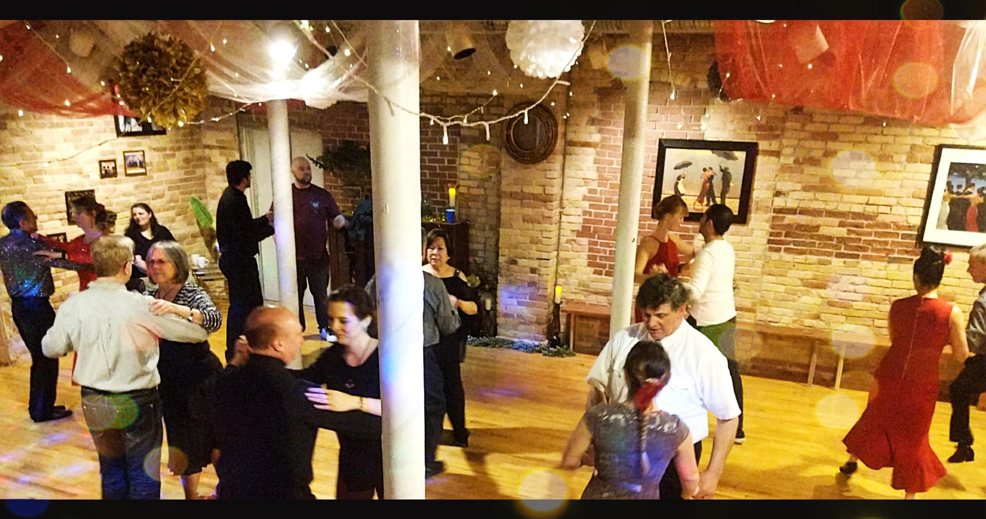 Open Dance & Social Dance Parties in Green Bay