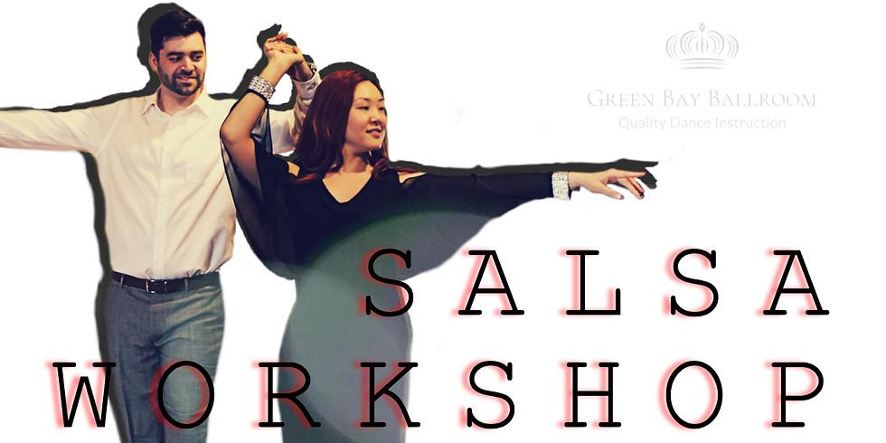 Salsa Workshop // Bronze (1)